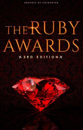 THE RUBY AWARDS | 3RD EDITION | 2020 {OPEN} by TheRubycommunity