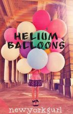 Helium Balloons by newyorkgurl