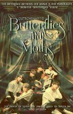 Butterflies And Moths 방탄소년단 ✏ by Cutechimmy10