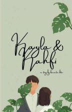 Kayla & Kahfi by karatakita