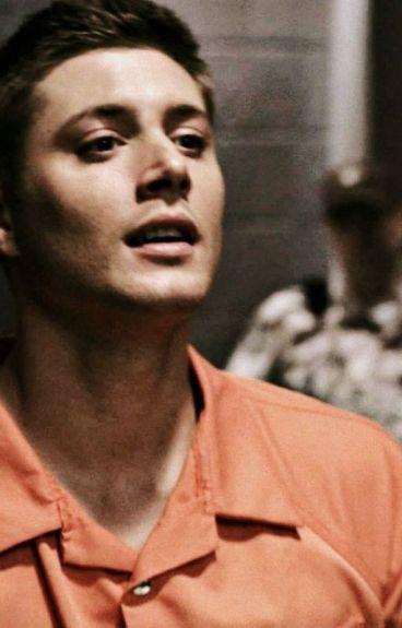 Locked up [Destiel Prison AU]