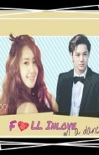 I fell inlove with a  Dancer(Yoona and Kai Fanfict. Uncomplete) by ohdulttt