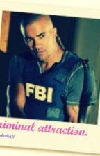 criminal attraction (derek morgan!) by Booktalk101