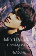 Mind Readers - Choi Hyunsuk ff by Armoa_Tae