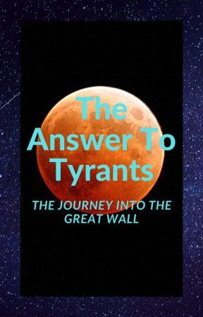 TATT: The Journey into The Great Wall by DarthCyidachi