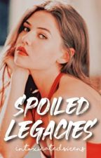 [2] Spoiled Legacies - JJ Maybank - Rafe Cameron - (An Outer Banks AU) by intoxicatedsirens