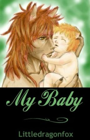 My Baby by LittleDragonFox