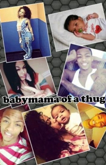Babymama of a thug