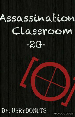 Assassination Classroom 2G by berrydonuts