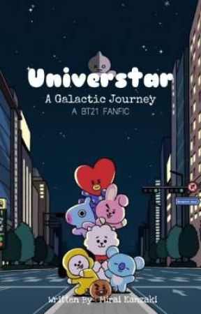 Universtar : A Galactic Journey  by FrolyneMarollano