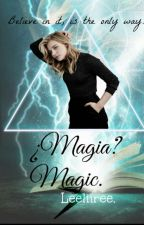 ¿Magia? Magic. by uranusissad