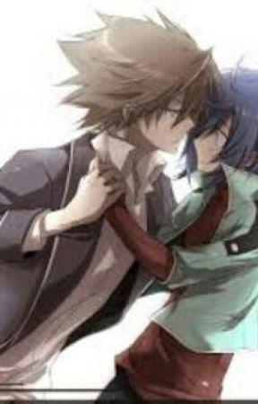 Vampire Love (Cardfight Vanguard Yaoi Fanfiction) by AnimeWiz380