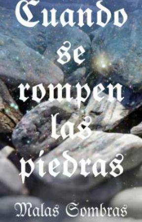 CUANDO SE ROMPEN LAS PIEDRAS (fanfic Suga-BTS)  by malassombras