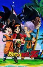 Goku's Daughter (DBZ) by KiaraDiazZ