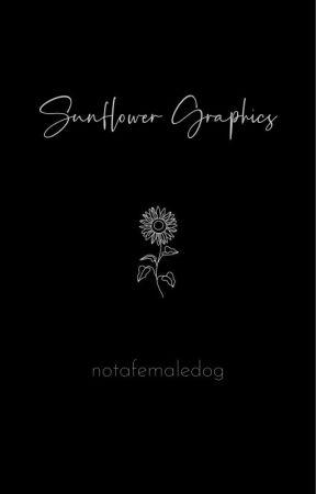 |Sunflower Graphics| by notafemaledog