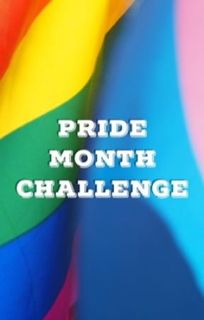 Pride Month Challenge by astro-twink
