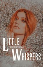 Little Whispers    N. Mikaelson by __bxcktovampyrs