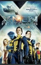 Xmen: First Class (Reader Insert) by LittlePenguin25