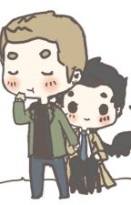 Ink (Destiel au) by ackleswantssnackles