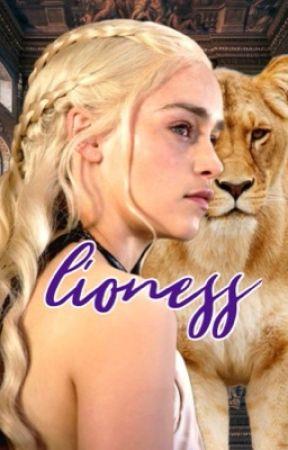 lioness ; sirius black by trinity-mia