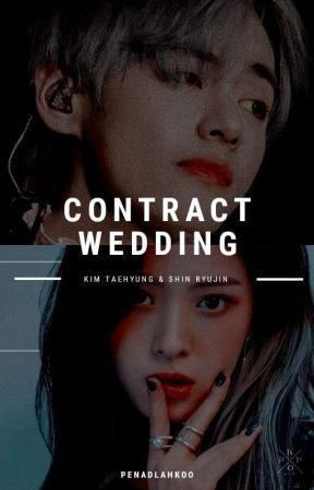 CONTRACT WEDDING [KTH | SRJ] by penadlahtae