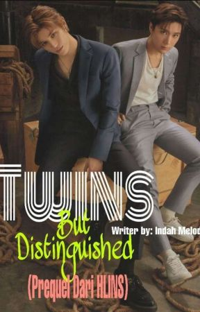 Twins But Distinguished by IndahMelodi5