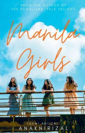 Manila Girls by AnakniRizal