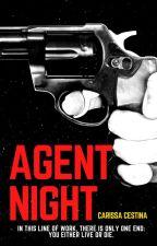 Agent Night: The Silhouette by senecca24