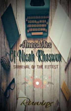 Anecdotes Of Nicah Rhoswen|| SOTF by -ruwinx