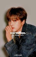 vermillion • lee donghyuck by jurijaem