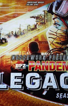 BrendenPlayz: The 2040 Pandemic by HeelAkki