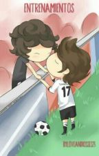 Entrenamientos |Larry Stylinson| One Shot. by LoveAndKisses23