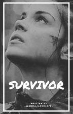 SURVIVOR ➸ Wanda Maximoff by Storm_Wolf014