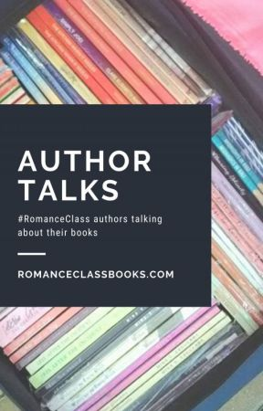 Author Talks: RomanceClass authors talking about their books by MinaVE