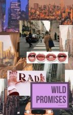wild promises // nate archibald by stephie177