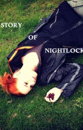 A Story Of Nightlock. by slyfox98