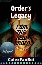 Order's Legacy (A Percy Jackson meets Marvel fanfiction) by CalexFanBoi
