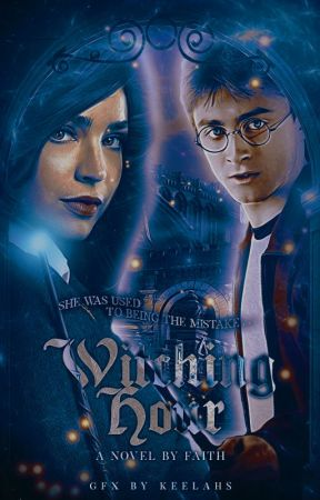 WITCHING HOUR ― HARRY POTTER by moonashesss