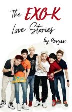 THE EXO-K LOVE STORIES (Tagalog Fanfiction: Compilation) COMPLETED! by Aerysse