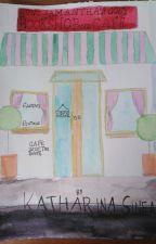 Aunt Samantha's Cosy Cornish Bookshop and Café by KatharinaSinead