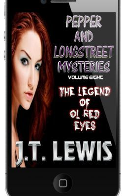 Preview of Pepper and Longstreet's, The Legend of Ol Red Eyes