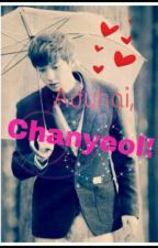 Aduhai,Chanyeol! by ppalgan_rose
