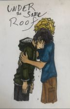 Under the Same Roof (Solangelo) by __TheLonelyHero__