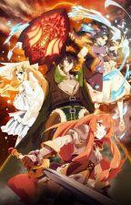 Rising Of The Shield Hero X OC - The Duelist Hero by RenjiAizawa
