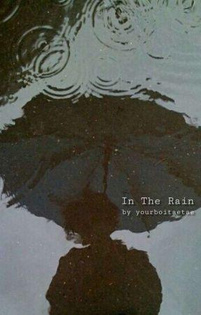 In The Rain || TaeJin by Yourboitaetae