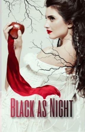 Black as Night by VeraChendra