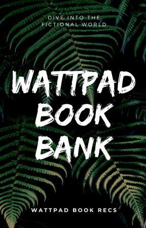 WATTPAD BOOK BANK! by viall2005