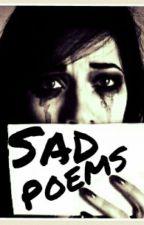 Sad Poems by Jazmin-M