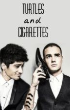 Turtles and Cigarettes (Shiver Spin-Off)(z.m + l.p.)(slow updates) by ConWeCallLove