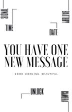 You Have ONE New Message by SarahGeorge89